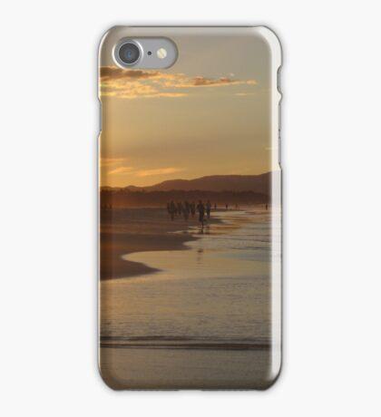 Byron Bay Sunset iPhone Case/Skin