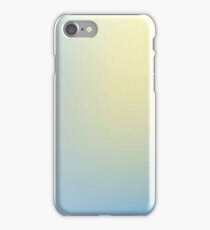 FADED - Plain Color iPhone Case and Other Prints iPhone Case/Skin