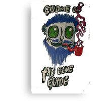 Gnome of the Blue Glade Canvas Print