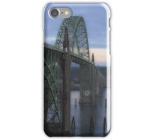 Yaquina Bay Bridge iPhone Case/Skin