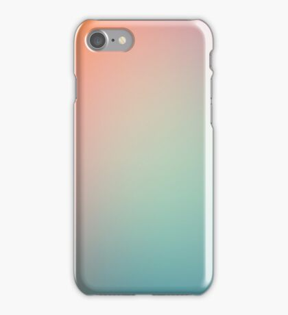 SUNDAY - Plain Color iPhone Case and Other Prints iPhone Case/Skin