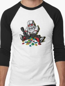 Megablocks Men's Baseball ¾ T-Shirt