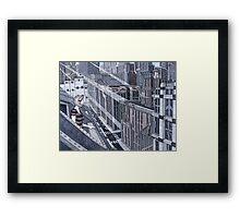 Sector G Framed Print