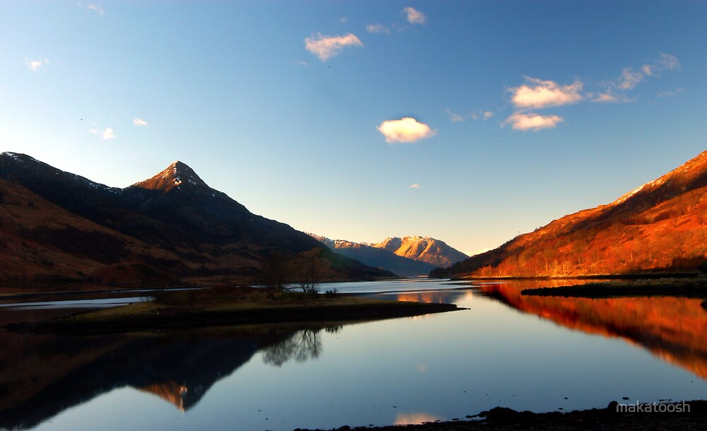 Scotland by makatoosh