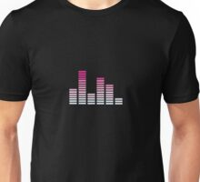 Graphic pink Unisex T-Shirt