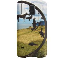 The Cleveland Ring Samsung Galaxy Case/Skin