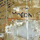 Métro - Odéon, repartons du doute by Yves Roumazeilles