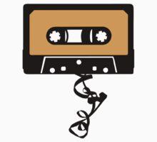 Cassette Tape Jam Kids Clothes