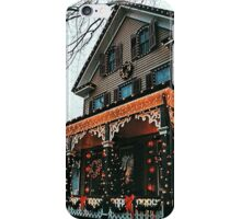 New Jersey Holiday Cheer iPhone Case/Skin