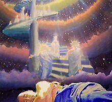 Jacob's ladder by Calgacus