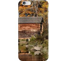 Hyde Hall Covered Bridge iPhone Case/Skin
