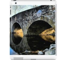 Meadows Bridge iPad Case/Skin