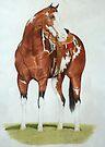 Blazing Saddles by louisegreen
