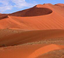 Desert Curves by aidan  moran