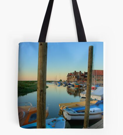 Blakeney Harbour Tote Bag