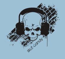 Skull candy by designcrusader