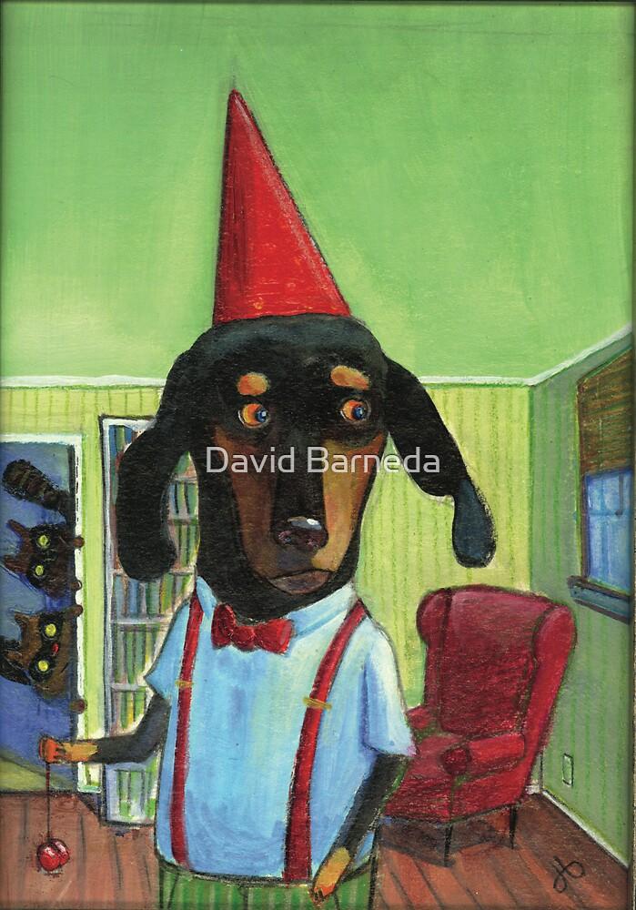 Yoyo Dog by David Barneda