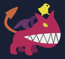 Mother 3 Ultimate Chimera by TweedleDeem