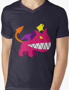 Mother 3 Ultimate Chimera Mens V-Neck T-Shirt
