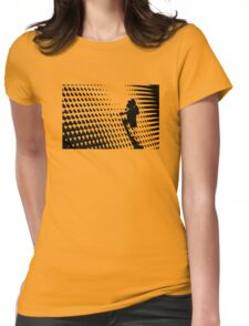 The Ascent Womens Fitted T-Shirt