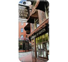 Ye olde Union Oyster House iPhone Case/Skin