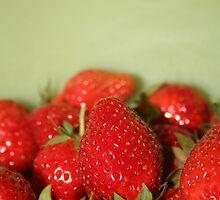 Strawberries by tonyanicole