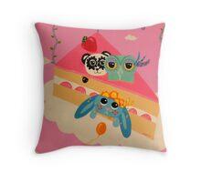 Delicious Imagination Throw Pillow