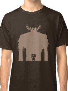 A Big Friend Of Mine - Light Brown Classic T-Shirt