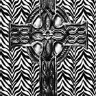 Celtic Cross by Carla Jensen