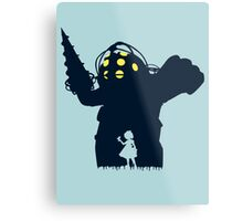 Where Is Daddy? Metal Print