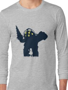 Where Is Daddy? Long Sleeve T-Shirt