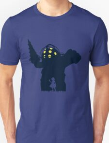 Where Is Daddy? Unisex T-Shirt