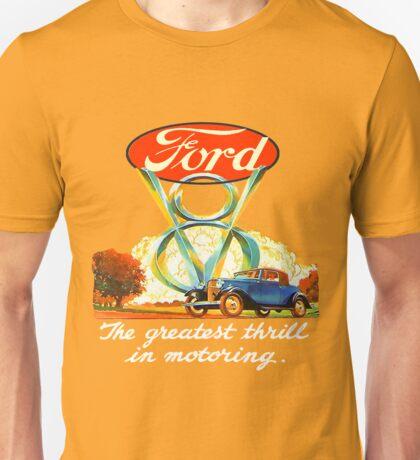 Ford V8  III Unisex T-Shirt