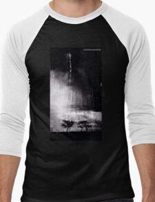 Landscape 3 Men's Baseball ¾ T-Shirt
