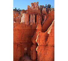 Sandstone Doorway Photographic Print