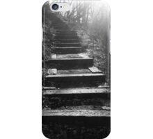 Wooded Stairway iPhone Case/Skin