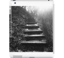 Wooded Stairway iPad Case/Skin