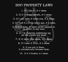 Dog Property Laws.. [rspca donation] Unisex T-Shirt