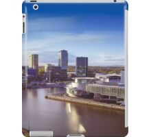 Media City Salford Quays iPad Case/Skin