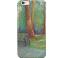 Rest Stop on the Ocmulgee iPhone Case/Skin