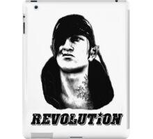 Che Iorveth - Viva la Scoia'tel Revolution! iPad Case/Skin
