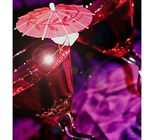 Cocktails Photographic Print