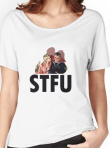 STFU Women's Relaxed Fit T-Shirt