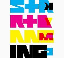 Start Dancing CYMK Style Unisex T-Shirt
