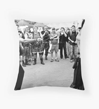 Master Taino 2008 Throw Pillow