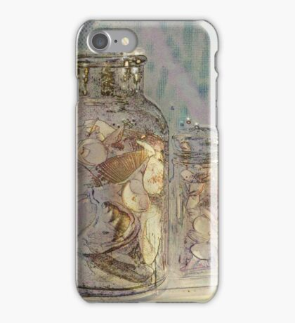 The Shell Jar iPhone Case/Skin