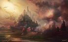 Castle by Frostwindz
