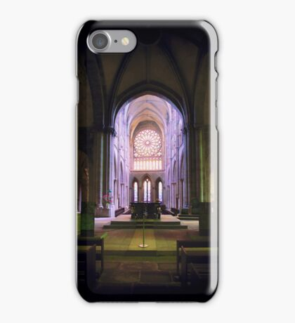 St. Malo Catherdral iPhone Case/Skin
