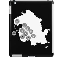 DHARMA Station Map iPad Case/Skin