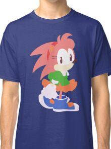 Amy Rose The Hedgehog Classic T-Shirt